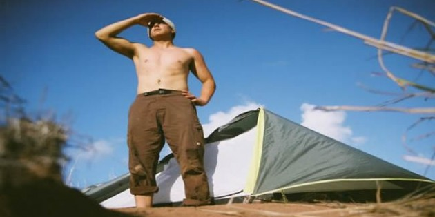 Camping – do you have the skills to survive the outdoors?