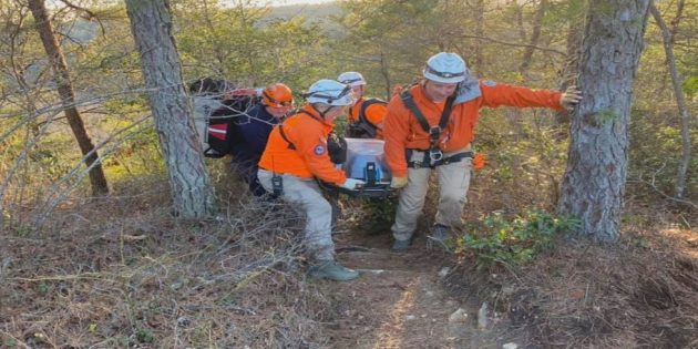 Safety tips for hikers following several search and rescue missions