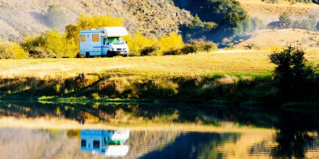 Things To Look Out For If You're RV Camping This Fall – MotorBiscuit